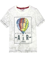 Boboli Boys T-shirt with Travel Print
