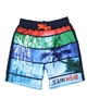 Boboli Boys Board Shorts in Ocean Print