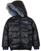 Boboli Boys Reversible Quilted Coat