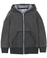 Boboli Boys Hooded Fleece Cardigan