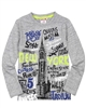 Boboli Boys T-shirt with Printed Front
