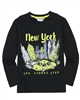 Boboli Boys T-shirt with New York Print