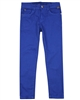 Boboli Boys Twill Pants in Royal Blue