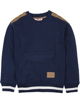 Boboli Boys Sweatshirt with Kangaroo Pocket