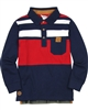 Boboli Boys Striped Polo