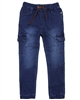 Boboli Boys Jogg Jeans with Cargo Pockets