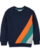Boboli Boys Sweatshirts with Striped Front