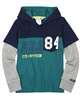 Boboli Boys Hooded T-shirt in Layered Look