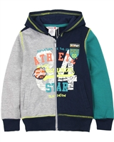 Boboli Boys Colour-block Sweatshirt