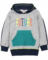 Boboli Boys Hooded Sweatshirt