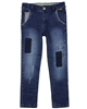 Boboli Boys Denim Pants in Distressed Look
