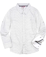 Boboli Boys Printed Dress Shirt