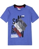 Boboli Boys T-shirt with San Fransisco Graphic