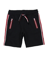 Boboli Boys Terry Shorts with Side Stripes