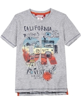Boboli Boys T-shirt with California  Print