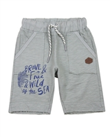 Boboli Boys Sweatshorts with Raw Edging