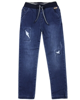 Boboli Boys Relaxed Fit Jogg Jeans