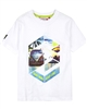 Boboli Boys T-shirt with Ocean Graphic
