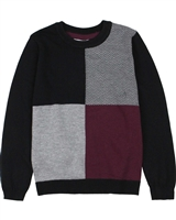 Boboli Boys Colour-block Sweater
