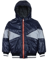 Boboli Boys Colour-block Short Coat