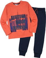Boboli Boys T-shirt and Sweatpants Set