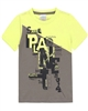 Boboli Boys Two Colour-way T-shirt with Eco Graphic at the Front