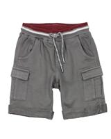 Sizes 4-16 Boboli Boys SweatShorts in Camo Print