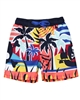 Boboli Boys Swim Shorts in Palms Print