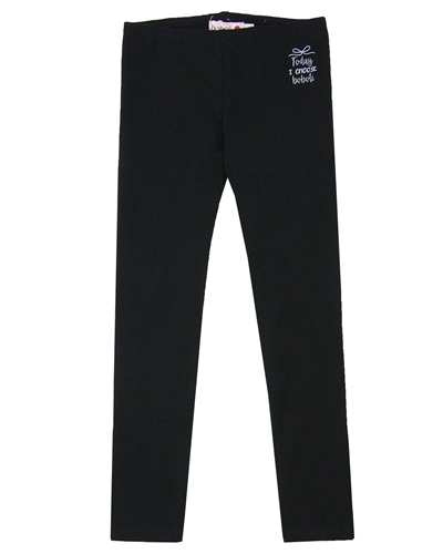 Boboli Basic Leggings in Black