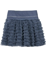 Boboli Ruffled Skirt