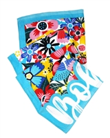 Boboli Girls Beach Towel