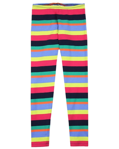 Boboli Striped Leggings