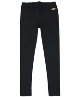 Boboli Black Fleece Pants