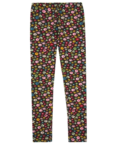 Boboli Leggings in Floral Print