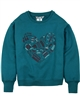Boboli Sweatshirt with Printed Heart