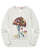 Boboli T-shirt with Umbrella Print