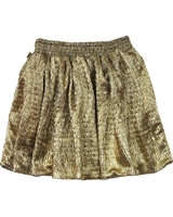 Boboli Knit Sparkly Skirt