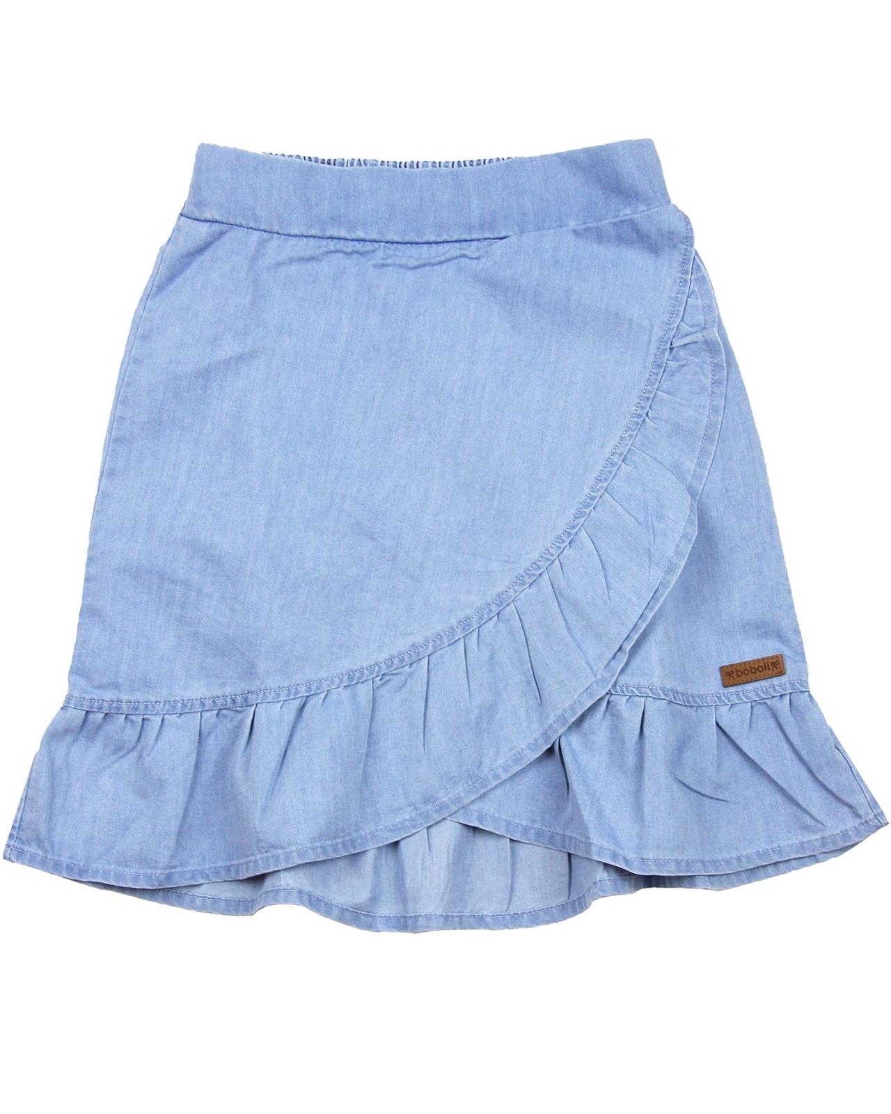 Le Chic Girls Denim Mini Skirt Sizes 4-14