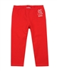 Boboli Girls Capri Leggings in Red
