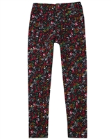 Boboli Girls Leggings in Splash Print