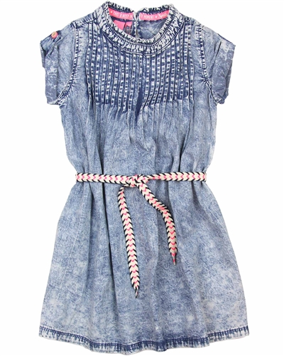 B.Nosy Chambray Dress