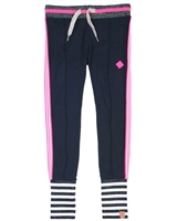 B.Nosy Sporty Pants in Navy