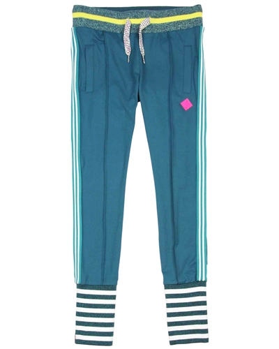 B.Nosy Sporty Pants in Turquoise