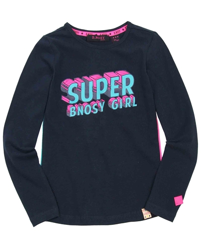 B.Nosy Super B.Nosy Girl T-shirt