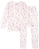 COCCOLI Girls' Pyjamas Set in Floral Print
