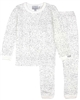 COCCOLI Boys' Pyjamas Set in Spot Print Ivory