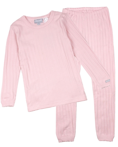 COCCOLI Rib Jersey Pyjamas Set