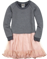 Creamie Girls Sweatshirt Dress Caroline