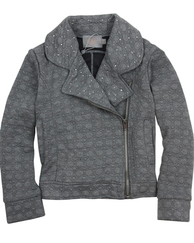 Creamie Girls Knit Jacket Bianca