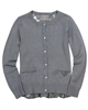 Creamie Girls Knit Cardigan Simone Gray